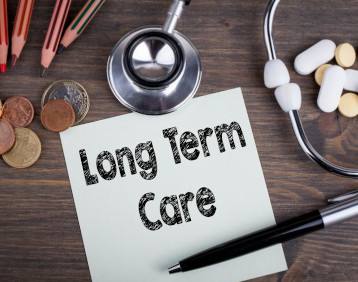 Long Term Care graphic